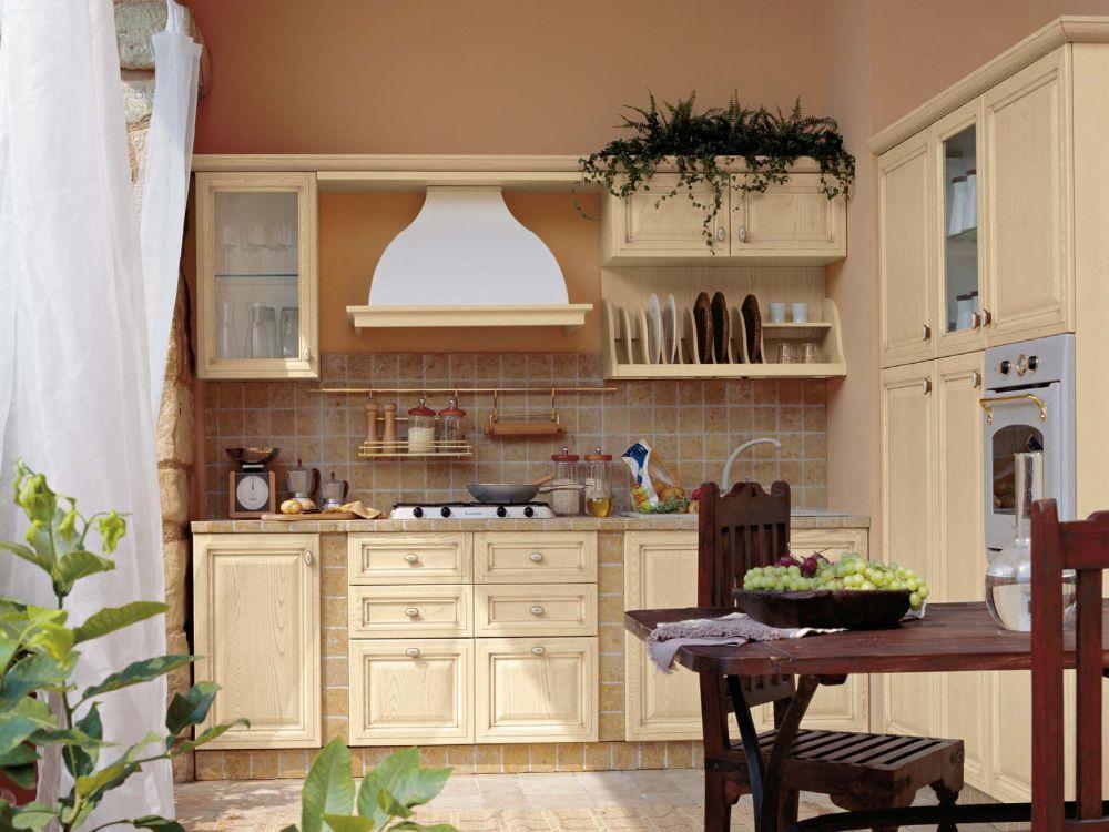 Минималистичная кухня